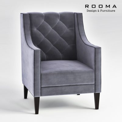 Kaza Rooma Design Armchair 3D Model