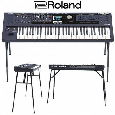Roland VR-09 3D model