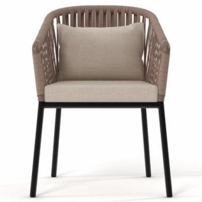 Kettal Bitta Chair Outdoor Furniture 3D model 3