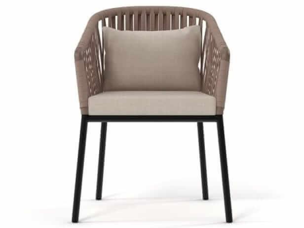 Kettal Bitta Chair Outdoor Furniture 3D Model 3