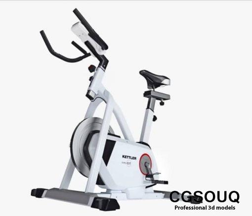 Kettler RACER Gym equipment 3D Model