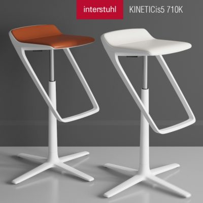 Kinetic is5 710K Chair 3D Model