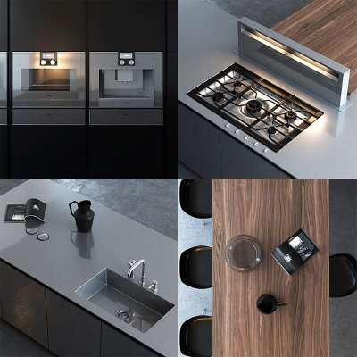 Kitchen Poliform Varenna Twelve CGSouq 2