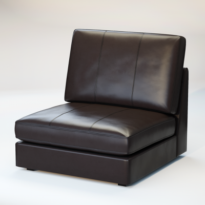 Kivik Chair 3D Model