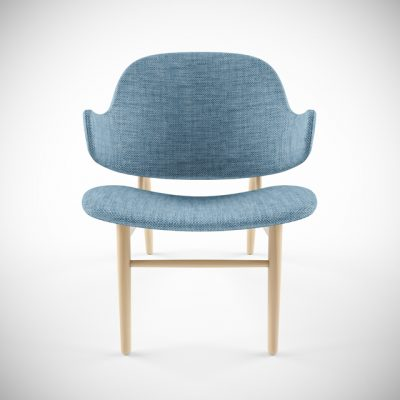 Kofod Larsen Easy Chair 3D Model