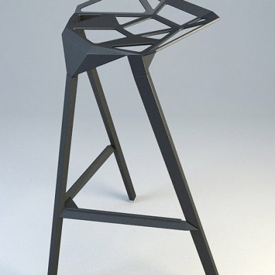 Konstantin Grcic- One Chair 3D Model