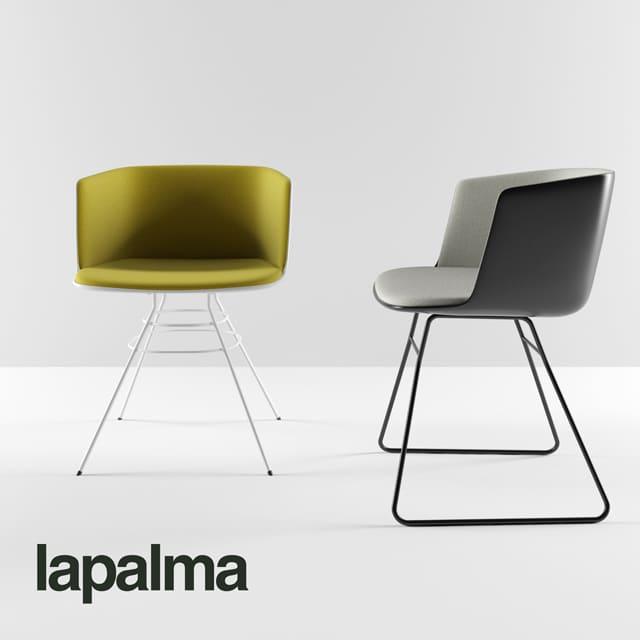 Lapalma Cut Chair 3D Model