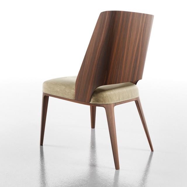 Lexington Hayden Side Chair 3D Model 3