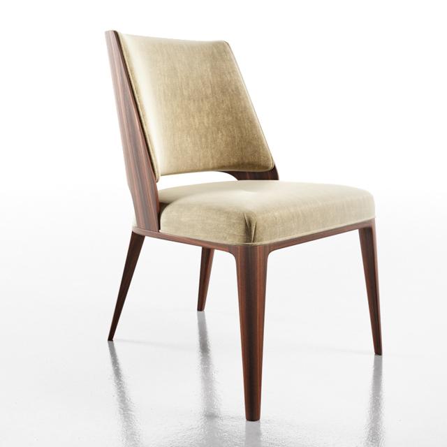 Lexington Hayden Side Chair 3D Model