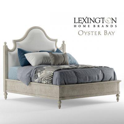 Lexington Oyster Bay Soft Bed 3D Model