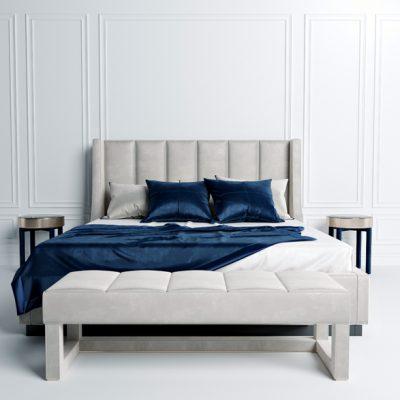 Longhi Kubrick Bed 3D Model