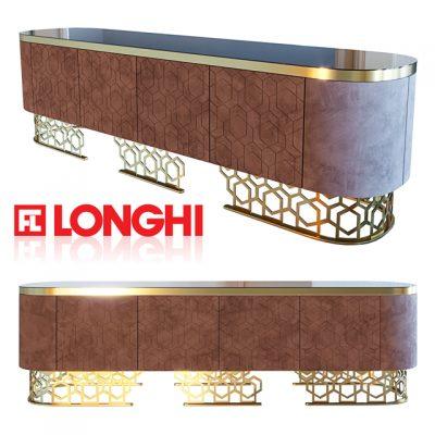 Longhi Vicky Sideboard 3D Model