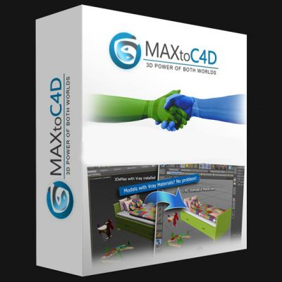 Max To Cinema4D Plugin