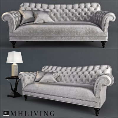 MHLIVING Sofa 3D Model
