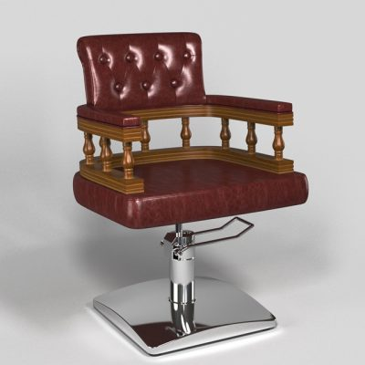 Madison MD-170 Grooming Chair 3D Model