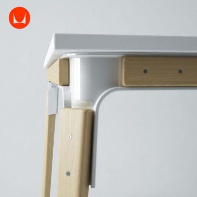 Magis Steelwood Table 3D Model