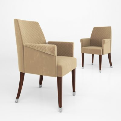 Malerba RC502 Armchair 3D Model