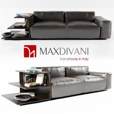 MaxDiavni Bazar Mobiletto Sofa 3D Model