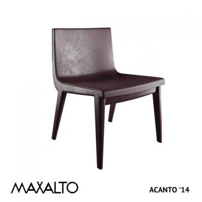 Maxalto Acanto Chair 3D Model