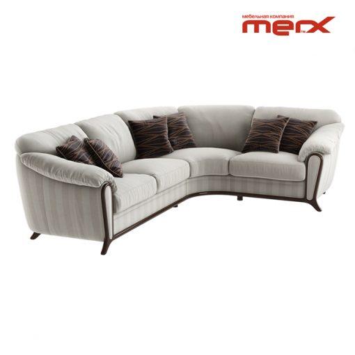 Merx Anastasia Corner Sofa 3D Model 2