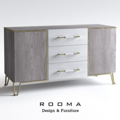 Mila Rooma Design Sideboard 3D Model