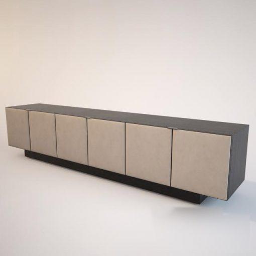 Minotti - Morrison Sideboard 3D Model
