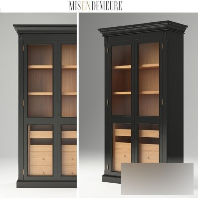 Misendemeure Chaillot Wardrobe 3D Model