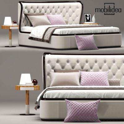 Mobilidea Margot Bed 3D Model