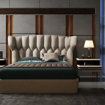 Modern Bedroom 02