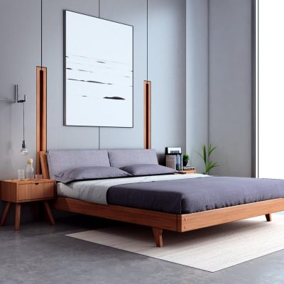 Modern Bedroom 04