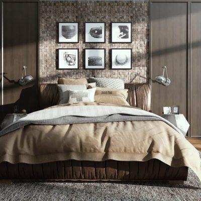 Modern Bedroom 13