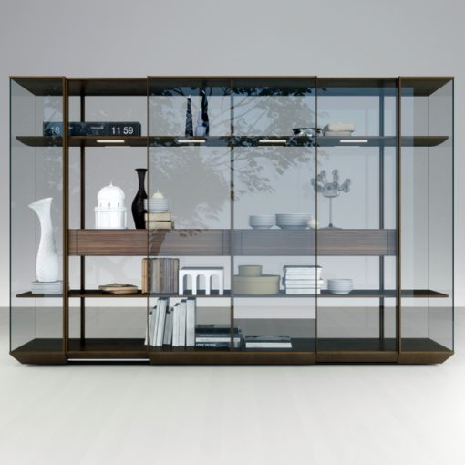 Molteni&C Kristal Shelve 3D Model