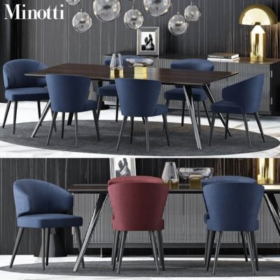 Moniti Table and Chair Set
