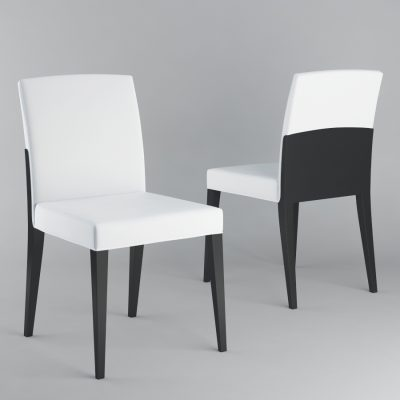 Montbel Charme Chair 3D Model
