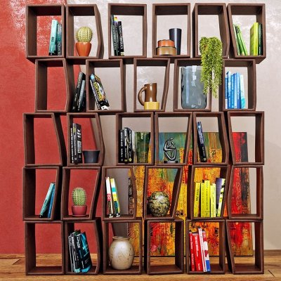 Moroso -Terreria bookcase 3D model (1)