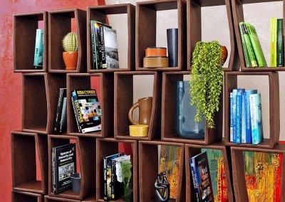 Moroso -Terreria bookcase 3D model (2)