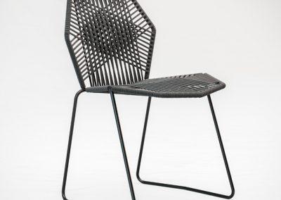Moroso Tropicalia Chair 3D Model 2