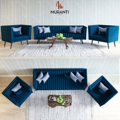 Muranti sofa 3D model 1