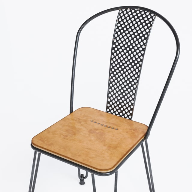 Napier Dining Chair 3D Model 2