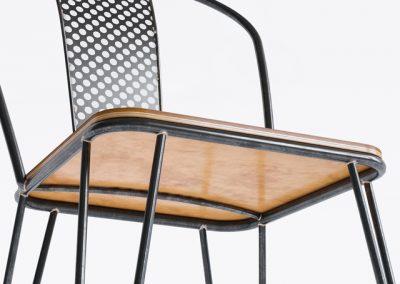 Napier Dining Chair 3D Model 4