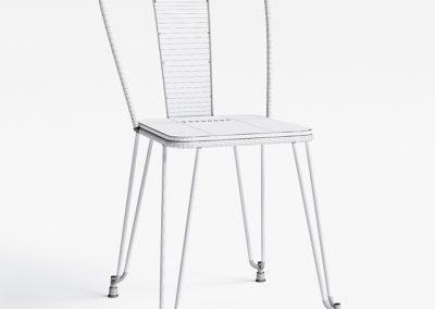 Napier Dining Chair 3D Model 5