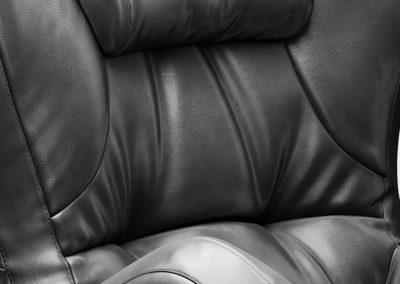 Natuzzi Sound Armchair 3D Model 2