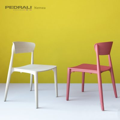 Nemea Chair 3D Model