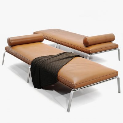 Norr11 – Man Lounge Chaise 3D Model