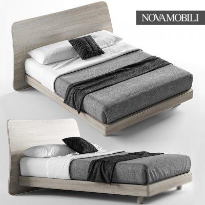Novamobili Sheet Bed 3D Model