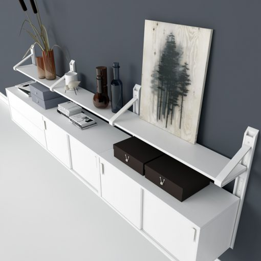 Nurmela Link Sideboard 3D Model 2