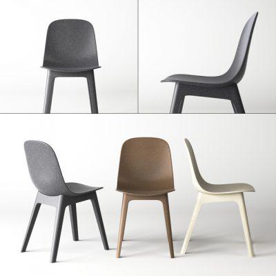 Odger Ikeya Chair 3D Model