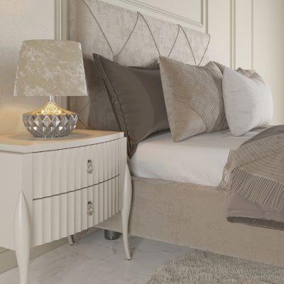 Ormatek Rocky Bedroom 3D Model