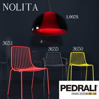 Pidreli Nolita Chair 3D Model