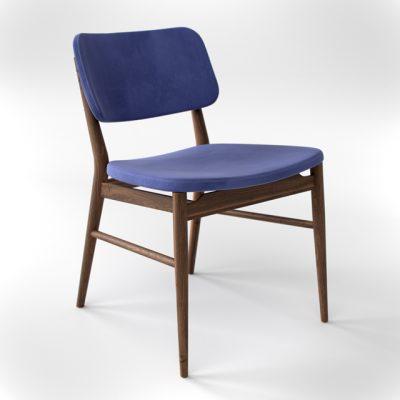 Porada Nissa Chair 3D Model